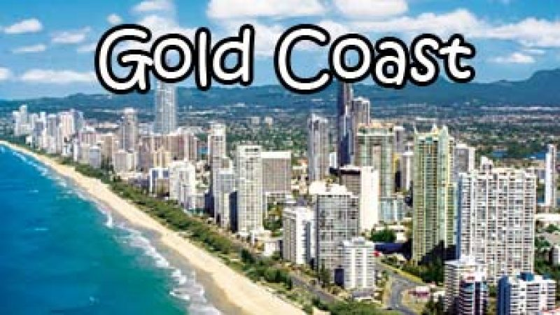 "Beachy ""Gold Coast"""