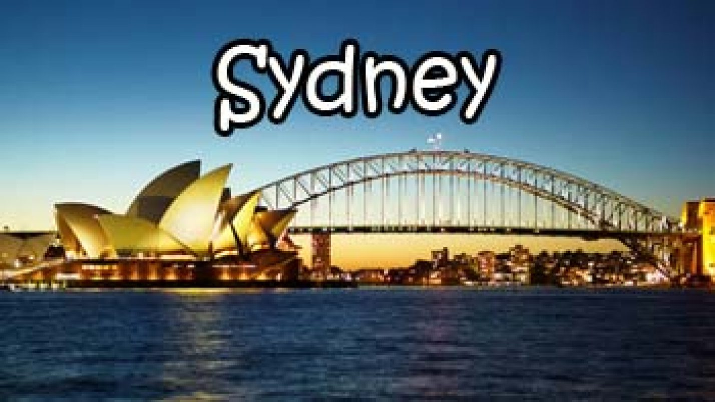 "Exciting ""SYDNEY"""