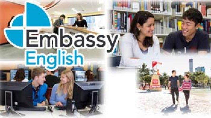 ความพิเศษของนักเรียน Embassy English