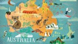 เรื่องน่ารู้และสถิติต่างๆ ของออสเตรเลีย