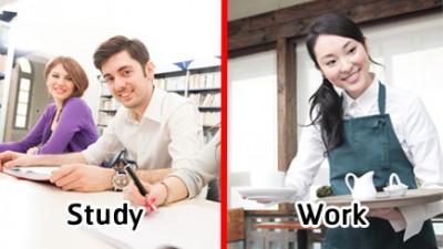 เวลาเรียนและทำงานที่ออสเตรเลีย