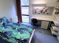 Student Village-Bedroom