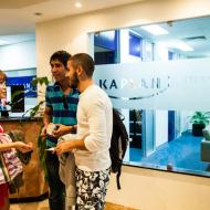 Kaplan_Brisbane_Reception