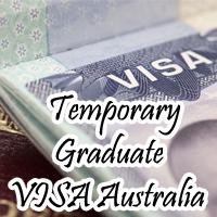 Temporary Graduate VISA Australia