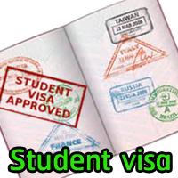 กฎต่างๆของ student visa
