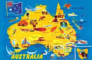 การเดินทางในประเทศออสเตรเลีย