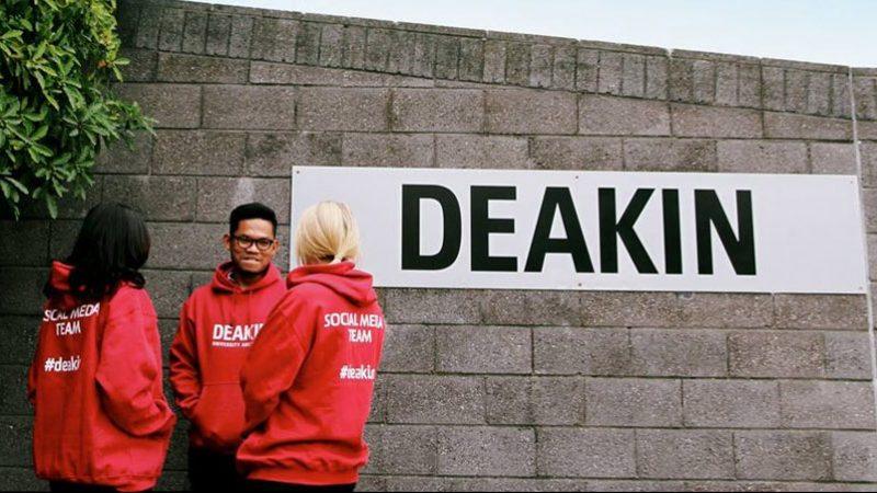 Why Deakin University ?