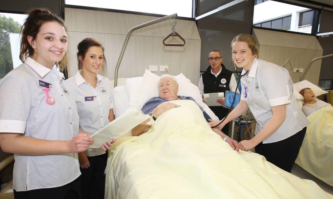 เรียน Nursing 1 ปีได้เป็น Registered Nurse ที่ Deakin University