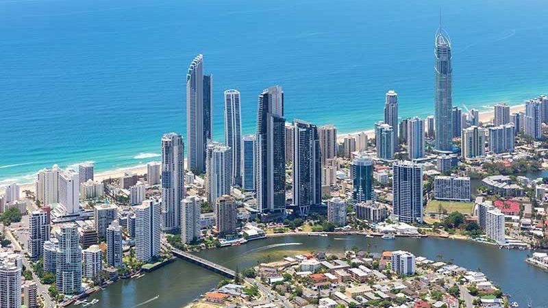 ราคาเรียนภาษาใน Gold Coast ที่ออสเตรเลีย