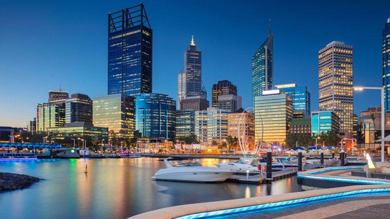 ราคาเรียนภาษาที่ Perth ออสเตรเลีย